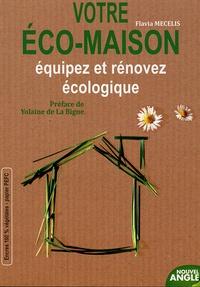 Histoiresdenlire.be Votre éco-maison - Equipez et rénovez écologique Image