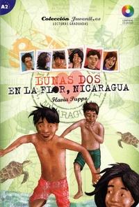 Flavia Puppo - Lunas Tome 2 : En La Flor, Nicaragua - A2. 1 CD audio