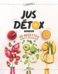 Coachingcorona.ch Jus détox - 40 recettes saines et délicieuses Image