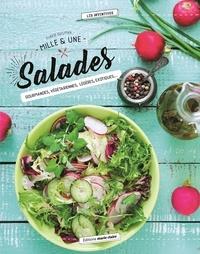 Mille & une salades - Gourmandes, végétariennes, légères, exotiques....pdf