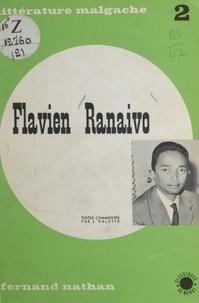 Flavien Ranaivo et Jean Valette - Flavien Ranaivo.