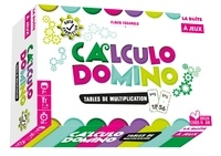 Flavio Fogarolo - Calculo domino - Tables de multiplication.