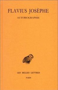 Flavius Josèphe - Autobiographie.
