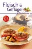 Fleisch und Geflügel in Variationen.