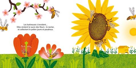 Les p'tites abeilles. La vie dans la ruche