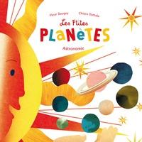 Fleur Daugey - Les P'tites Planètes - Astronomie.