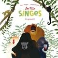 Fleur Daugey et Chiara Dattola - Les p'tits singes - Les primates.