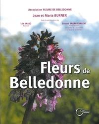 Fleurs de Belledonne et Jean Burner - Fleurs de Belledonne - Fleurs des collines de moins de 900 mètres.