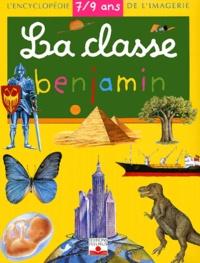 Fleurus - La Classe Benjamin 7/9 ans.