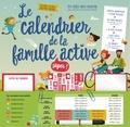 Fleurus - Le calendrier de la famille super active.