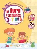 Fleurus - Le livre d'activités des 3-7 ans.