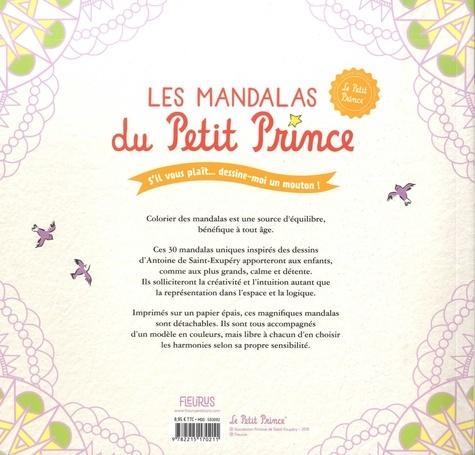 Les mandalas du Petit Prince. 30 tableaux à colorier