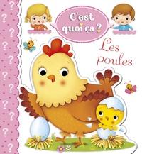 Fleurus - Les poules.