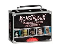 Monstrueux maquillages de cinéma - Contient : 1 livre, 6 pots de maquillages, 2 applicateurs, 1 tatouage éphémère.pdf