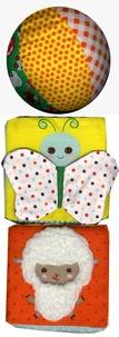 Coachingcorona.ch Mes imagiers-cubes - 3 imagiers : les animaux ; les couleurs ; les jouets Image