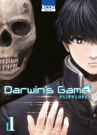 Flipflops - Darwin's Game Tome 1 : .