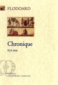 Flodoard - Chronique (919-966).