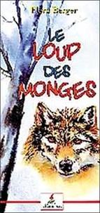 Flora Berger - Le loup des monges.