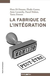 Flora Di Donato et Elodie Garros - La fabrique de l'intégration.