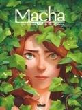 Flora Grimaldi et Maike Plenzke - Macha - Une histoire de l'île d'Errance.