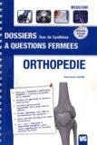 Flore-Anne Lecoq - Orthopédie.