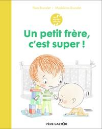 Flore Brunelet et Madeleine Brunelet - Les années crèche  : Un petit frère, c'est super!.