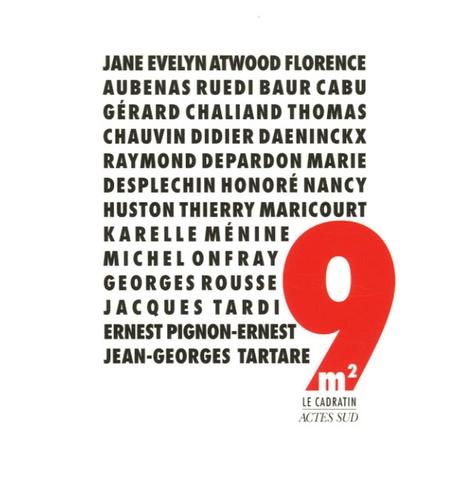 Florence Aubenas et Jane Evelyn Atwood - 9m².