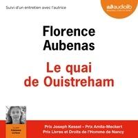 Florence Aubenas - Le quai de Ouistreham - CD MP3.