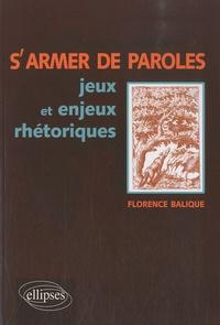 Sarmer de paroles - Jeux et enjeux rhétoriques.pdf