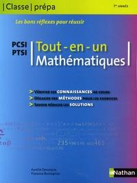 Florence Bantegnies et Aurélie Dessaigne - Mathématiques PCSI PTSI - Tout-en-un.