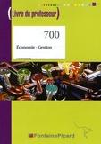 Florence Blatrix et Jean-Paul Moiraud - Economie-Gestion BTS Industriels - Livre du professeur. 1 Cédérom