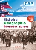 Florence Bocognani-Fayolle et Isabelle Fira - Histoire Géographie Education civique CAP.