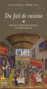 Openwetlab.it Du fait de cuisine - Traité de gastronomie médiévale de maître Chiquart Image