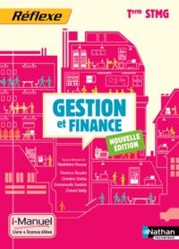Florence Boudet et Madeleine Doussy - Gestion et finance Tle STMG.