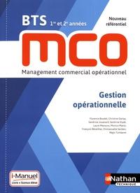 Meilleur ebooks 2015 télécharger Gestion opérationnelle BTS 1re et 2e années MCO iBook (French Edition)