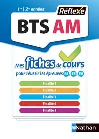 Florence Bouvier et Michel Jaulin - Fiches BTS Assistant de manager 1re et 2e année - Finalités 1-2-3-4-5.
