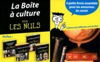 Florence Braunstein et François Pépin - La Boîte à culture pour les nuls.