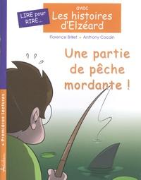 Florence Brillet et Anthony Cocain - Les histoires d'Elzéard Tome 3 : Une partie de pêche mordante !.