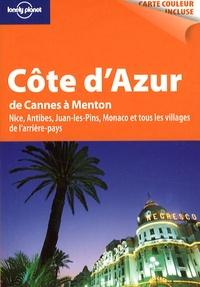 Florence Buades - Côte d'Azur - De Cannes à Menton.