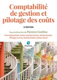 Florence Cavélius - Comptabilité de gestion et pilotage des coûts.