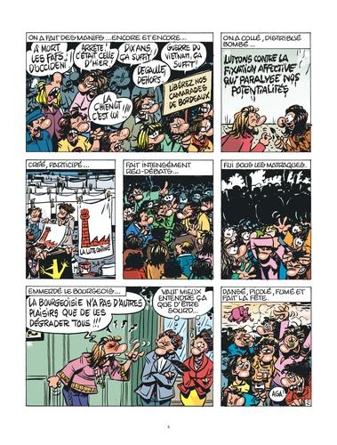 Filles des oiseaux Tome 2 Hippie, féministe, yéyé, chanteuse, libre et de gauche, top-model, engagée, amie des arts, executive woman, maman, business woman, start-upeuse, cyber communicante... What else ?
