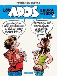 Florence Cestac - Les ados Laura et Ludo Tome 4 : .