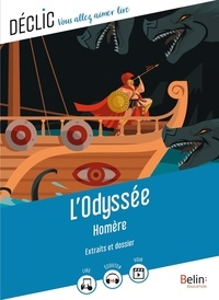Florence Cognard - L'Odyssée.