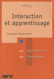 Florence Darnis - Interactions et apprentissage.