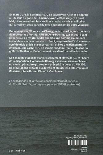 Vol MH370. La disparition  édition revue et augmentée