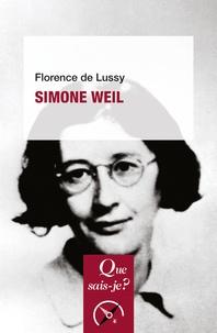 Florence de Lussy - Simone Weil.