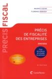 Florence Deboissy et Maurice Cozian - Précis de fiscalité des entreprises 2011-2012.