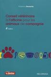 Florence Desachy - Conseil vétérinaire à l'officine pour les animaux de compagnie.