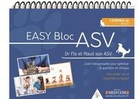 Florence Desachy et Maud Dumesnil - Easy bloc ASV - L'outil indispensable pour optimiser le quotidien en clinique.