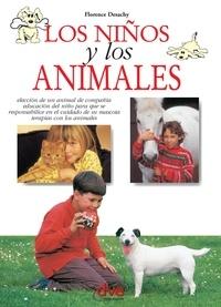 Florence Desachy - Los niños y los animales.